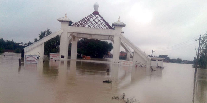 Photo of Drought-like situation a week ago, now flood fears as heavy rains swell rivers