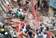 Building collapsed like house of cards, 7 killed, 10 injured