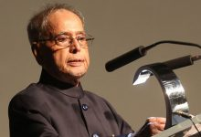 Photo of Former President Pranab Mukherjee underwent brain surgery, on ventilator support