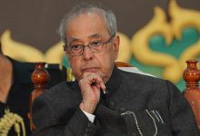 Photo of Former President Pranab Mukherjee tests Covid-19 positive
